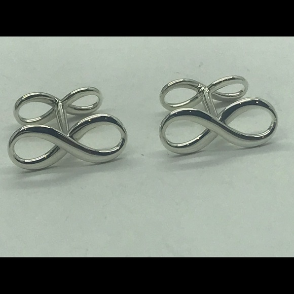71aa2ef19 Tiffany & Co. Accessories | Tiffany Co Sterling Silver 925 Infinity ...